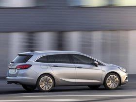 Ver foto 7 de Opel Astra Sports Tourer 2015