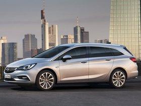 Ver foto 6 de Opel Astra Sports Tourer 2015