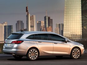 Ver foto 5 de Opel Astra Sports Tourer 2015
