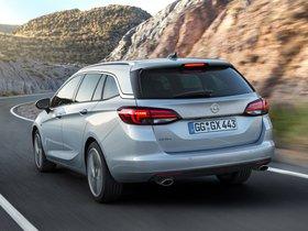 Ver foto 4 de Opel Astra Sports Tourer 2015
