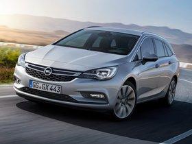 Ver foto 2 de Opel Astra Sports Tourer 2015