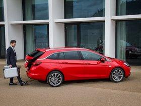 Ver foto 18 de Opel Astra Sports Tourer Biturbo 2016