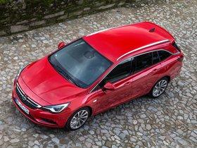 Ver foto 17 de Opel Astra Sports Tourer Biturbo 2016