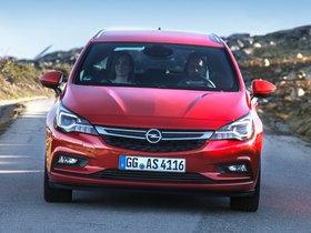 Ver foto 15 de Opel Astra Sports Tourer Biturbo 2016