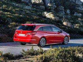Ver foto 14 de Opel Astra Sports Tourer Biturbo 2016