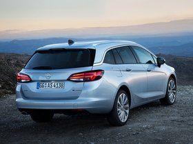 Ver foto 10 de Opel Astra Sports Tourer Biturbo 2016