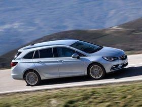 Ver foto 8 de Opel Astra Sports Tourer Biturbo 2016