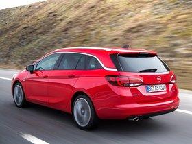 Ver foto 3 de Opel Astra Sports Tourer Biturbo 2016