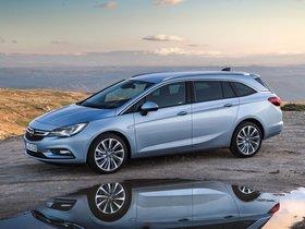 Fotos de Opel Astra Sports Tourer Biturbo 2016