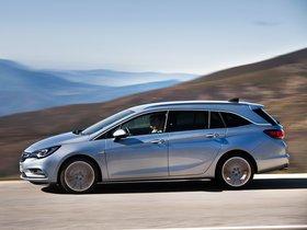 Ver foto 26 de Opel Astra Sports Tourer Biturbo 2016