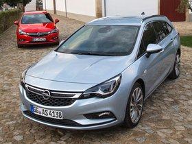 Ver foto 24 de Opel Astra Sports Tourer Biturbo 2016