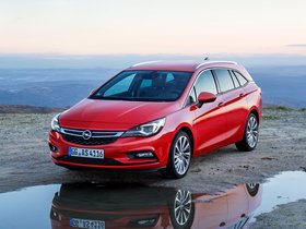 Ver foto 23 de Opel Astra Sports Tourer Biturbo 2016