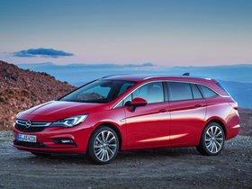 Ver foto 21 de Opel Astra Sports Tourer Biturbo 2016