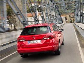 Ver foto 20 de Opel Astra Sports Tourer Biturbo 2016