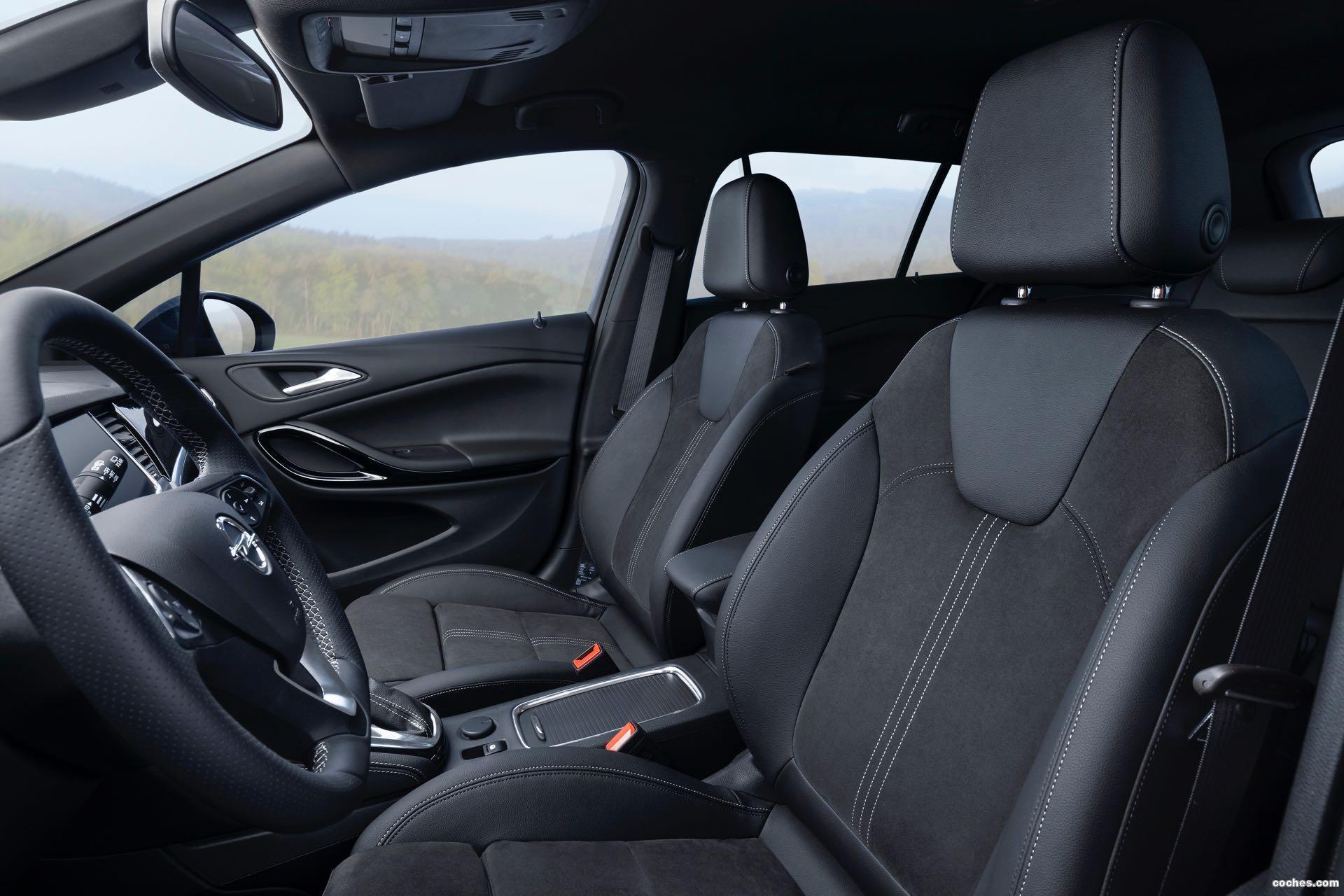 Foto 6 de Opel Astra Sports Tourer 2019