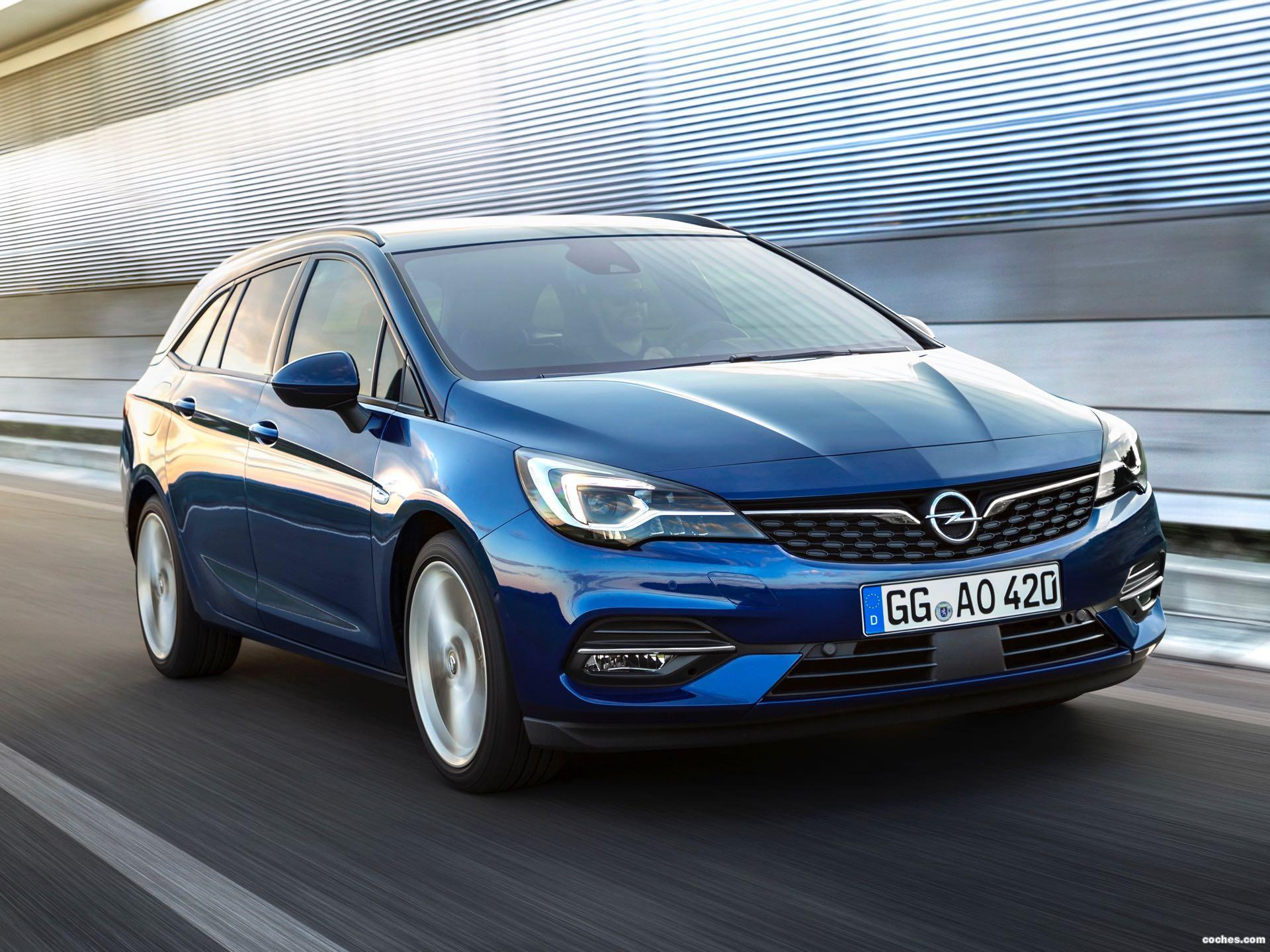 Foto 1 de Opel Astra Sports Tourer 2019