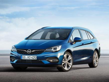 Opel Astra St 1.2t S-s 110
