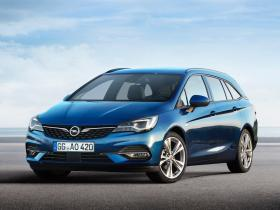 Fotos de Opel Astra Sports Tourer