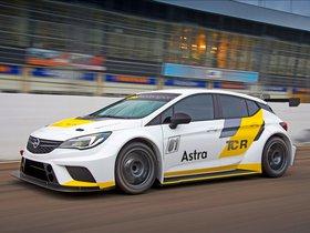 Ver foto 8 de Opel Astra TCR 2015