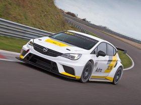 Ver foto 7 de Opel Astra TCR 2015