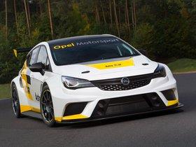 Ver foto 11 de Opel Astra TCR 2015