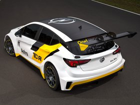Ver foto 4 de Opel Astra TRC 2015