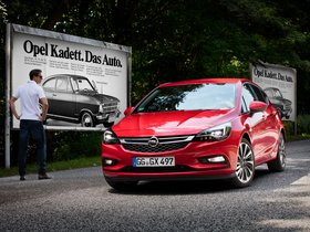Ver foto 13 de Opel Astra Turbo 2015