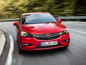 Ver foto 15 de Opel Astra Turbo 2015
