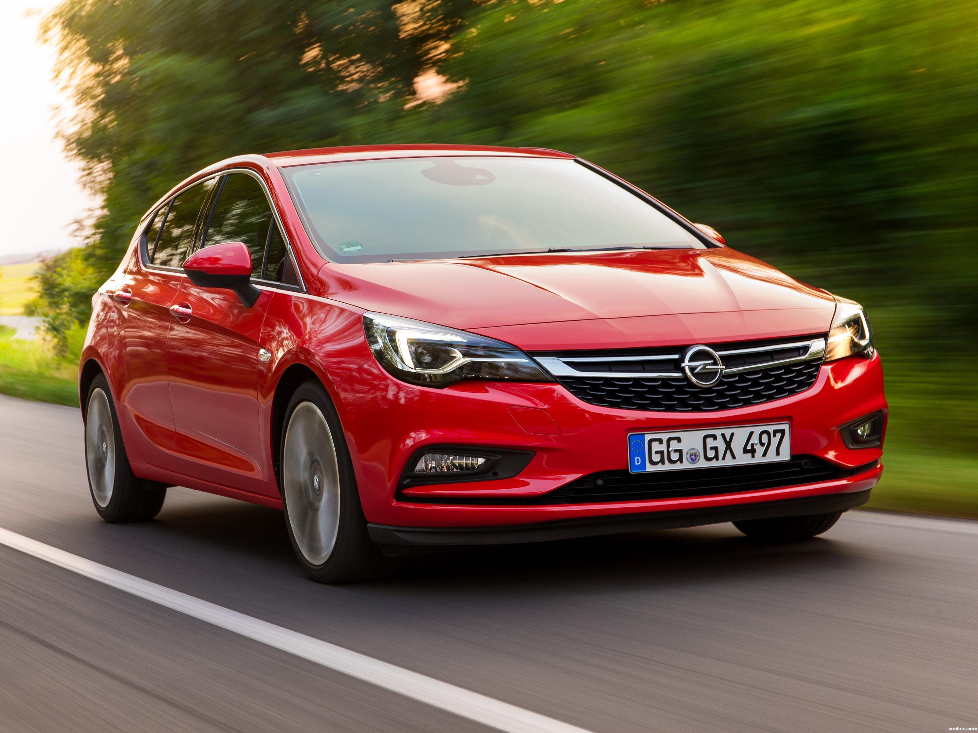 Foto 0 de Opel Astra Turbo 2015