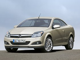 Ver foto 6 de Opel Astra Twin Top 2006