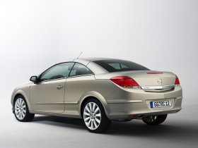 Ver foto 5 de Opel Astra Twin Top 2006