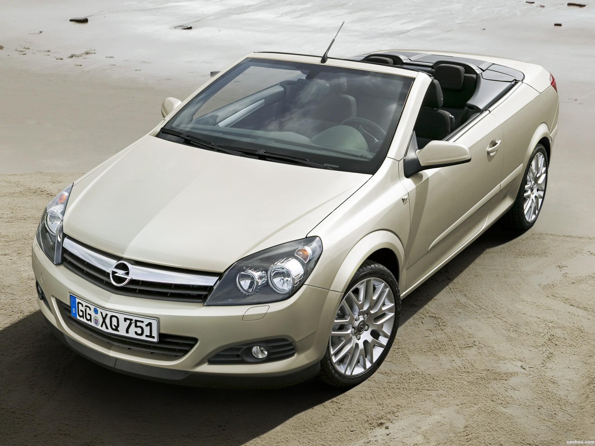 Foto 0 de Opel Astra Twin Top 2006