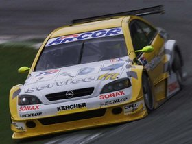 Ver foto 10 de Opel Astra V8 Coupe DTM 2000