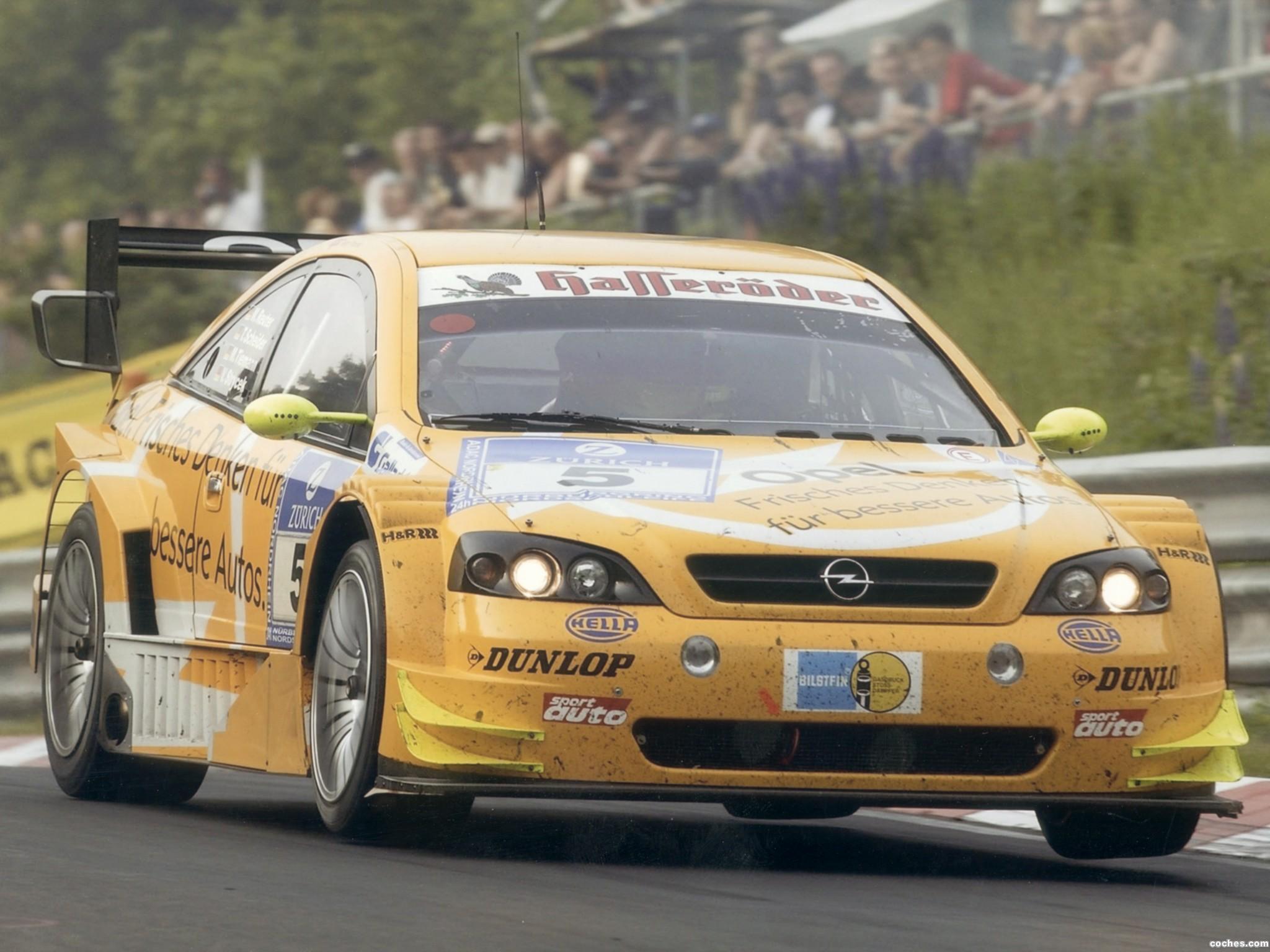Foto 0 de Opel Astra V8 Coupe DTM 2000