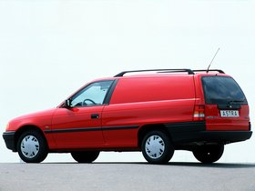 Ver foto 2 de Opel Astra Van F 1991