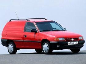 Ver foto 1 de Opel Astra Van F 1991