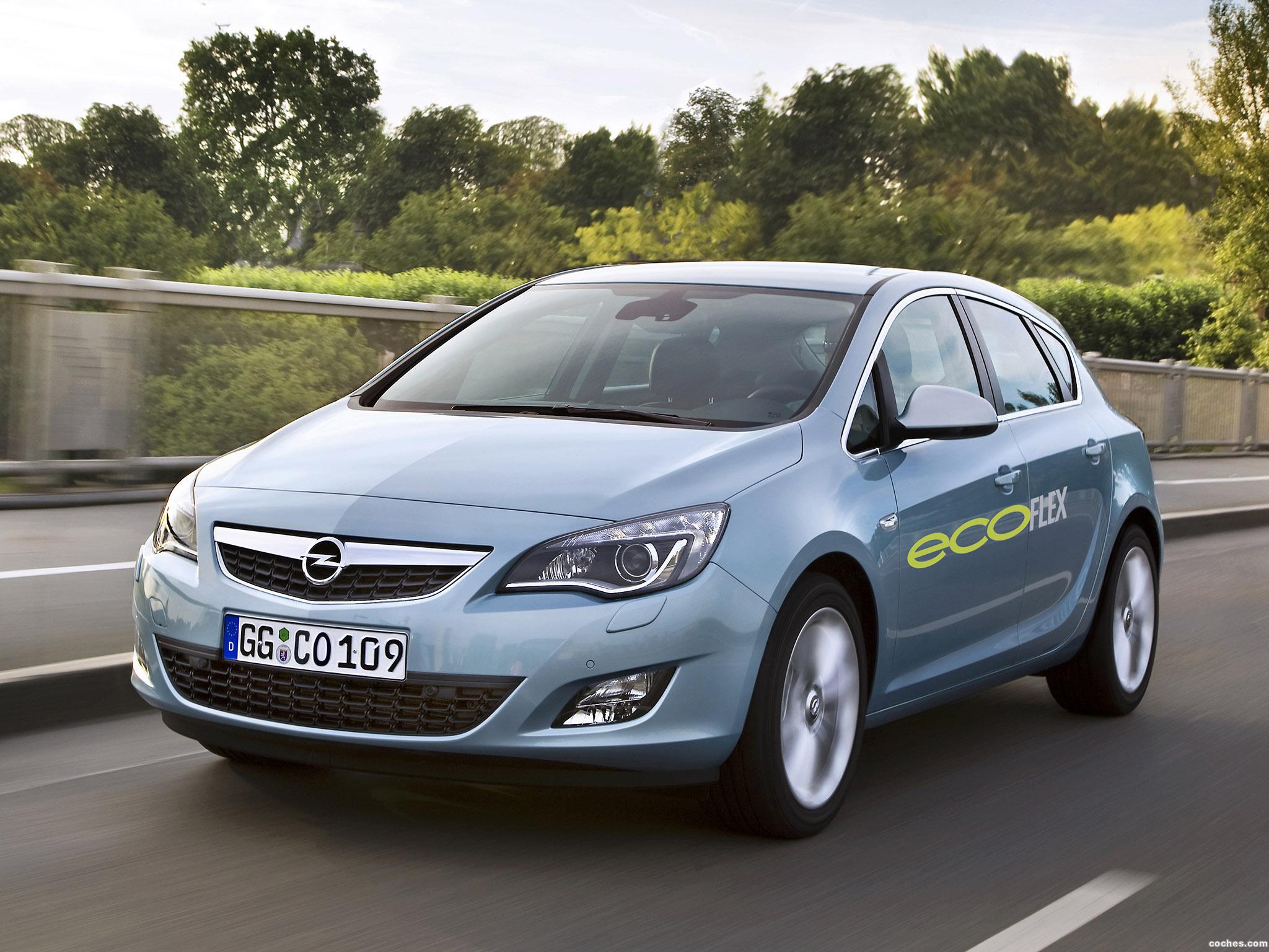 Foto 0 de Opel Astra ecoFLEX 2009