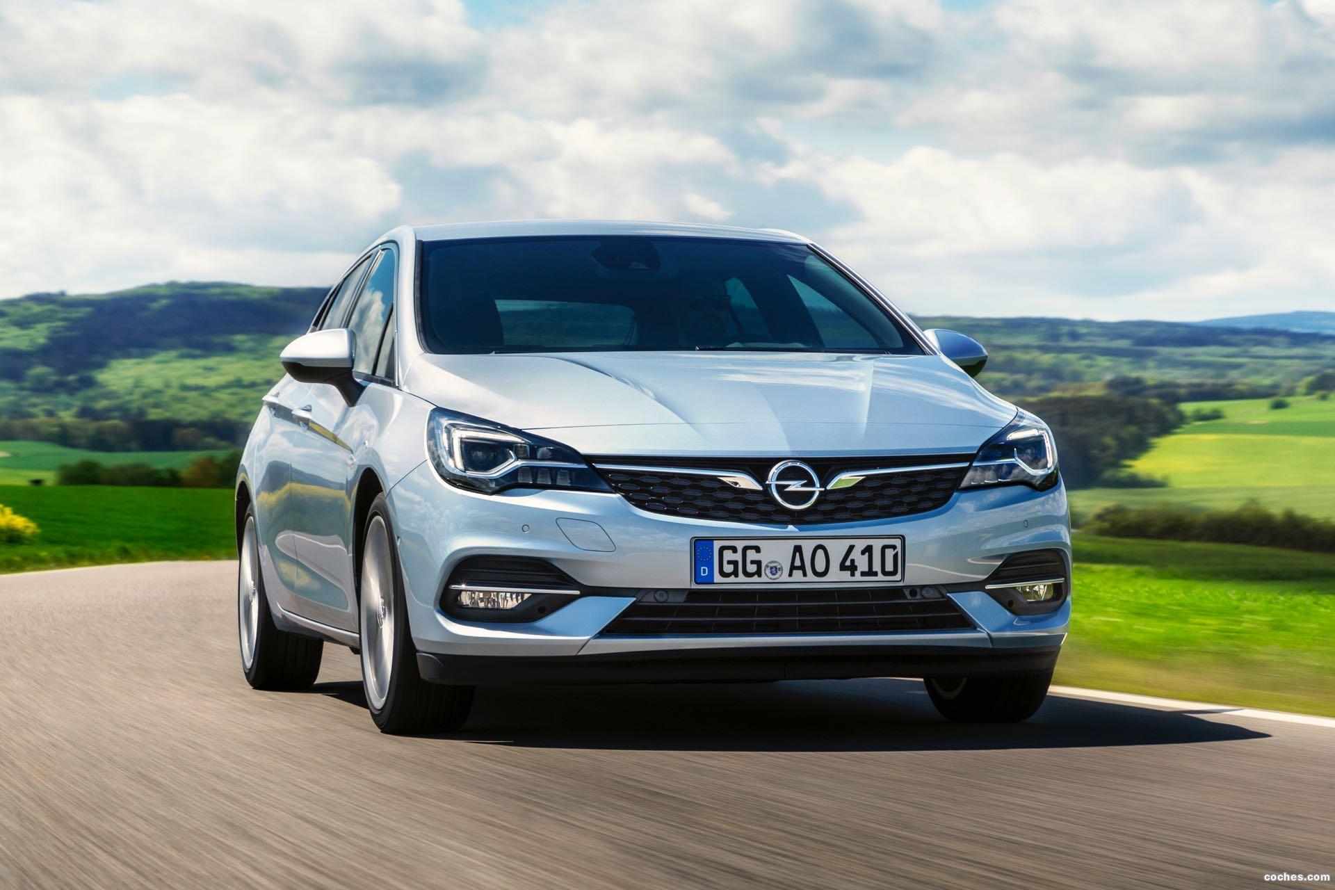 Foto 1 de Opel Astra 2019