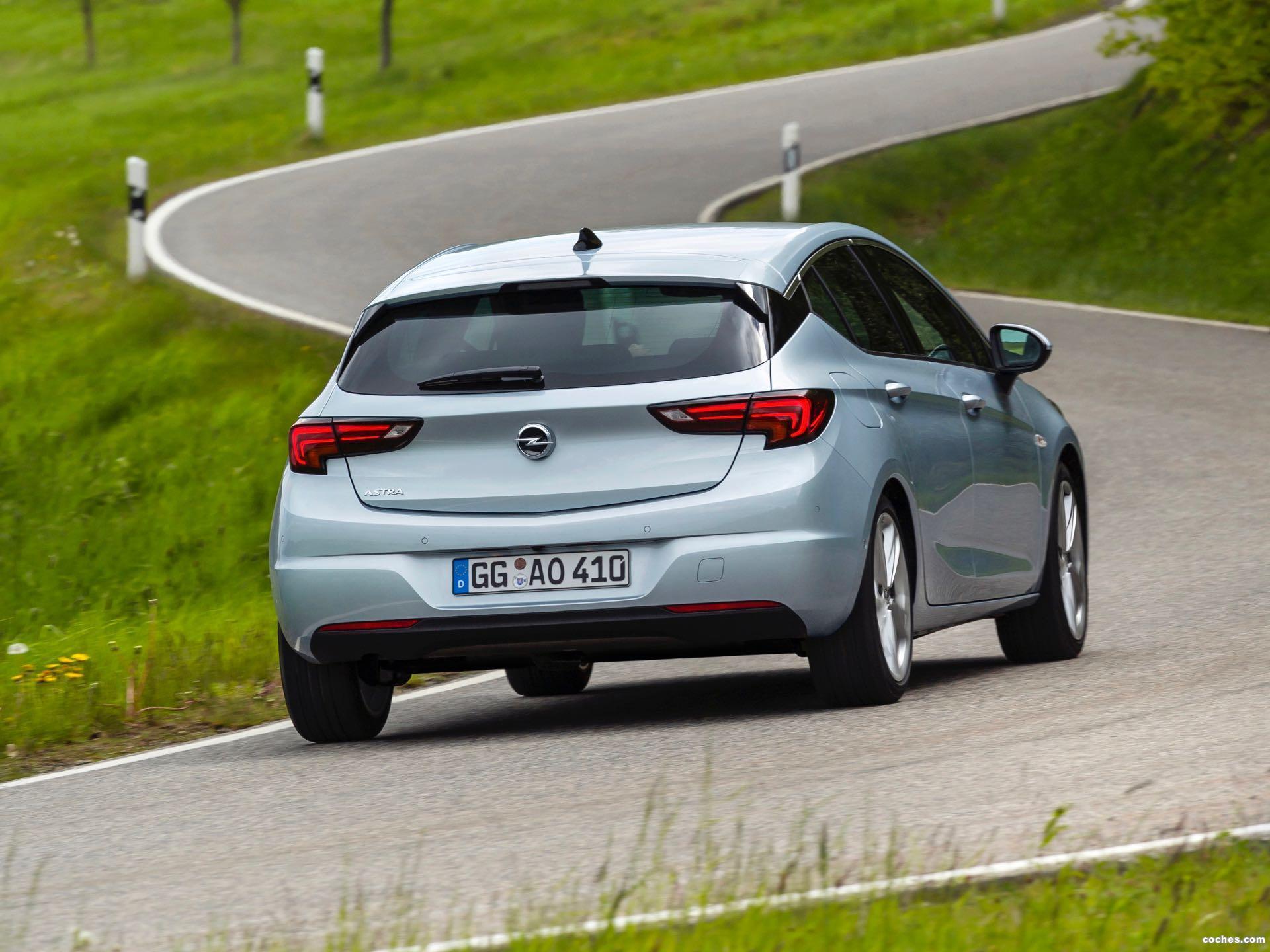 Foto 3 de Opel Astra 2019