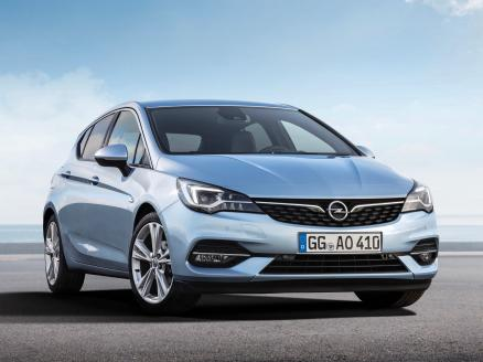 Opel Astra 1.2t S-s Gs Line 130