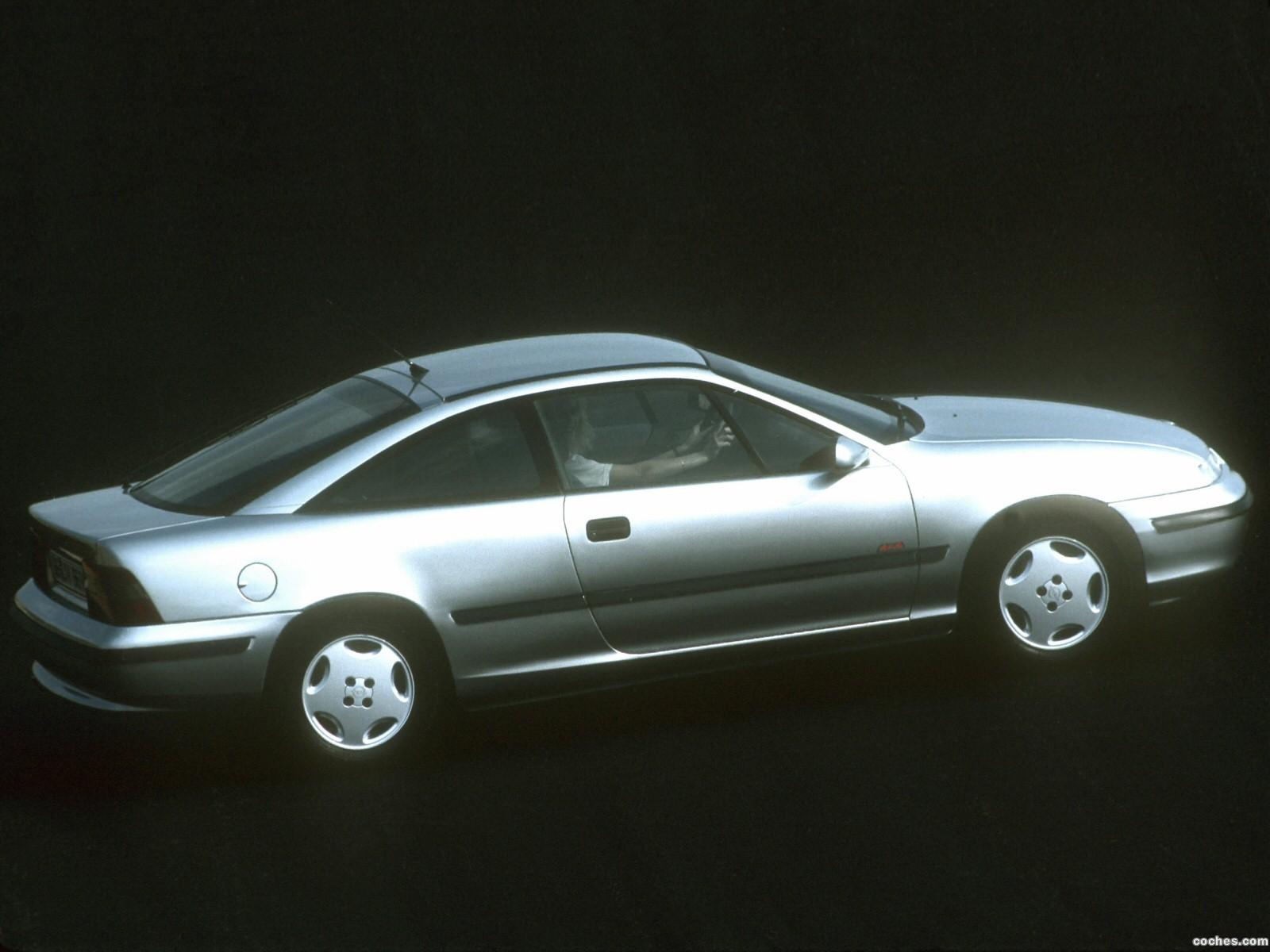 Foto 4 de Opel Calibra 1989