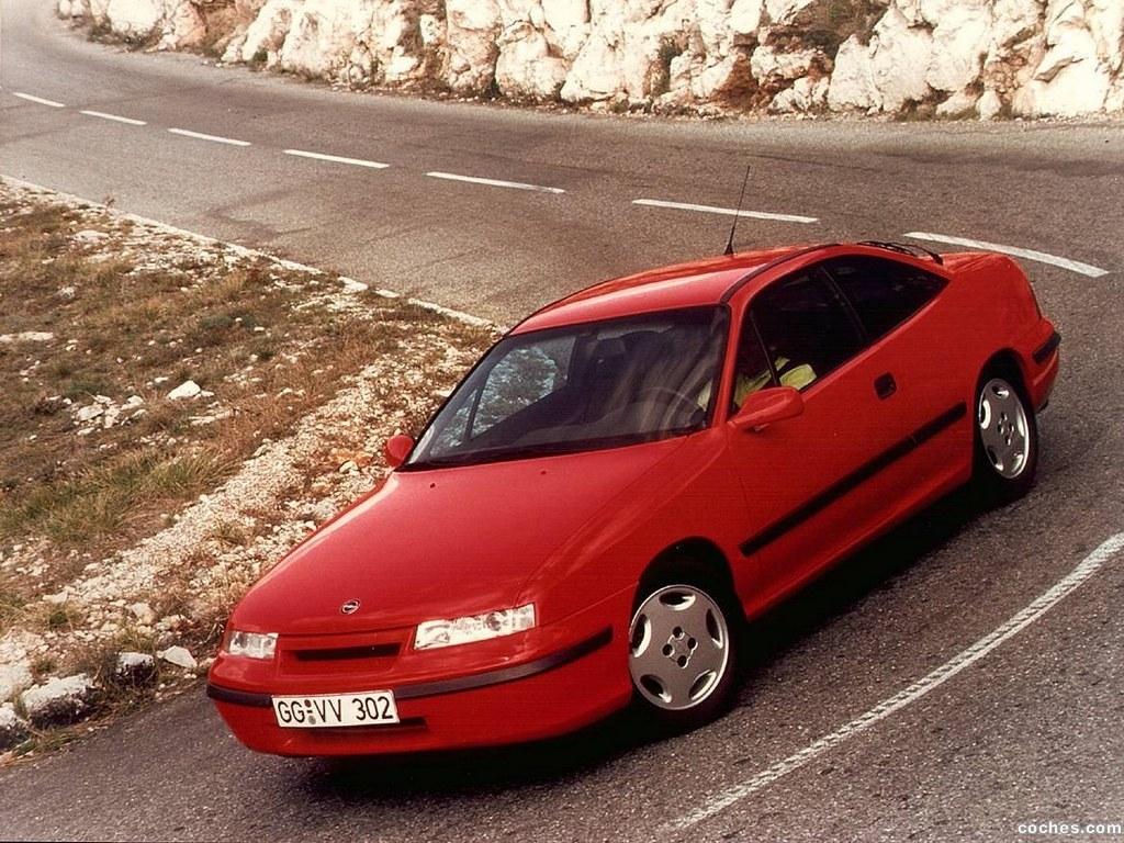 Foto 0 de Opel Calibra 1989