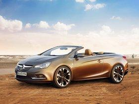 Ver foto 12 de Opel Cabrio 2013