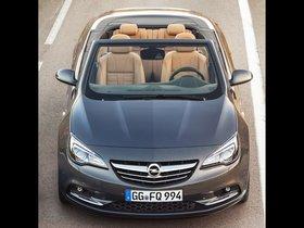 Ver foto 10 de Opel Cabrio 2013