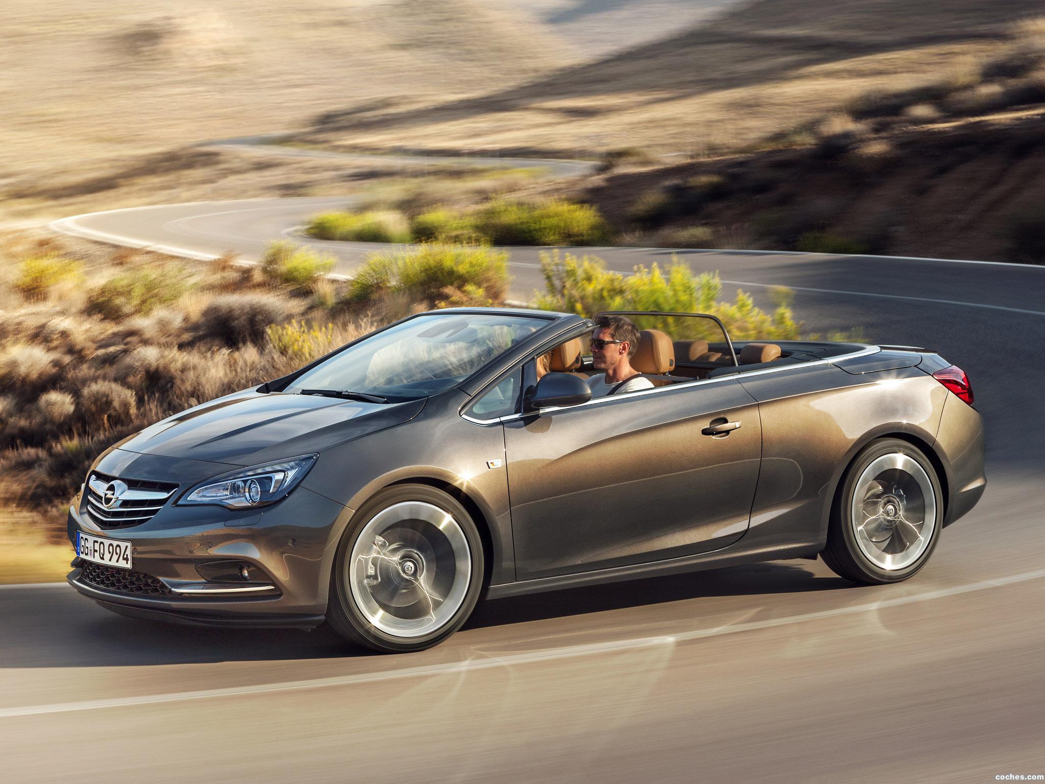 Foto 0 de Opel Cabrio 2013