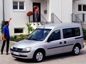 Ver foto 14 de Opel Combo 2001
