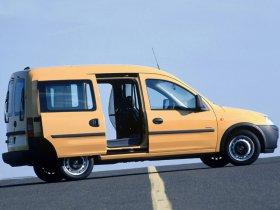 Ver foto 5 de Opel Combo 2001