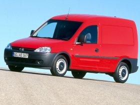 Ver foto 3 de Opel Combo 2001