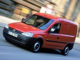 Ver foto 2 de Opel Combo 2001