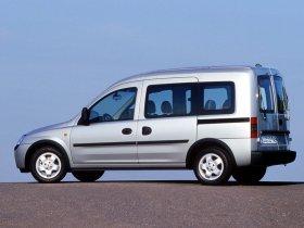 Ver foto 13 de Opel Combo 2001
